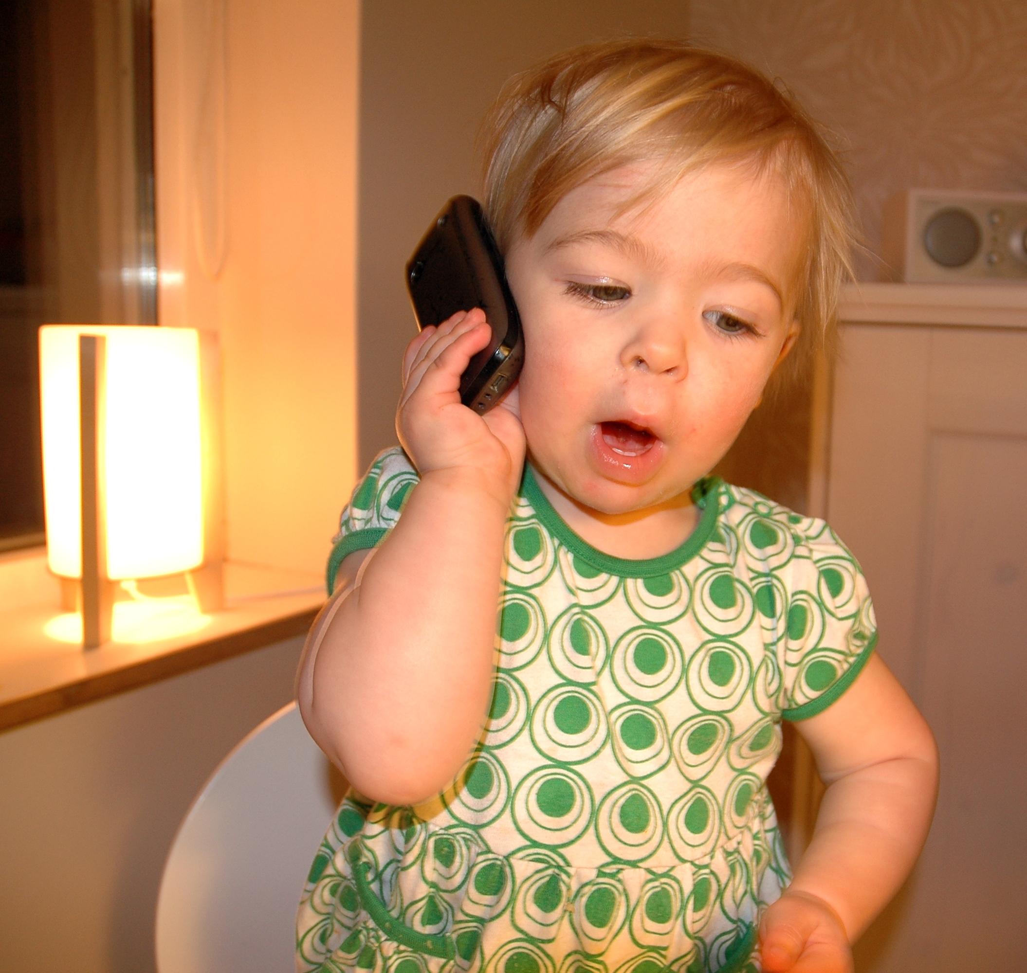 ¿Jugamos a llamar por teléfono?