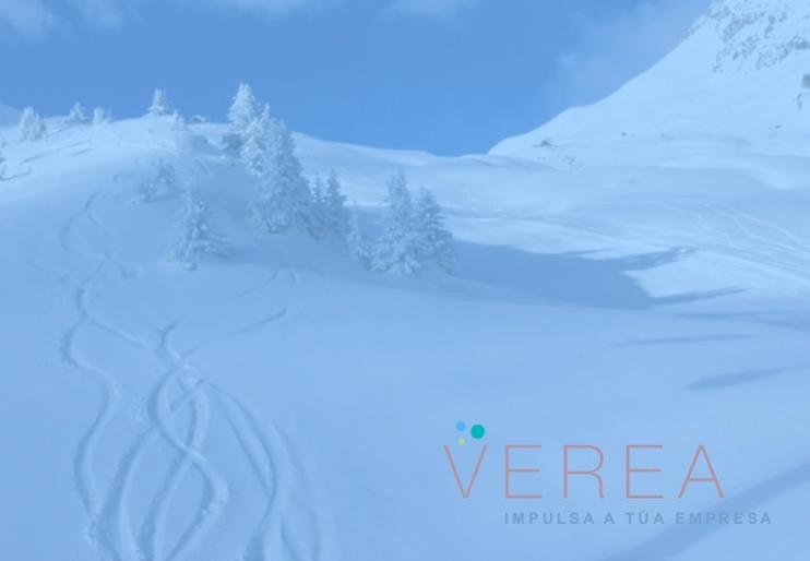 """""""Nace VEREA: impulsa tu empresa con nuestros coworkers"""" por África Rodríguez y María Pierres."""
