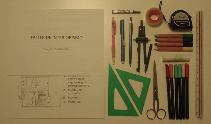 """Taller """"Interiorismo, hazlo tú mismo"""", por nuestras colaboradoras de Maga-Diseño de Interiores."""