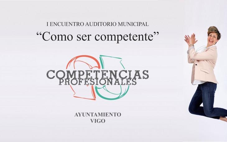 I Encuentro sobre Competencias Profesionales y Bienestar Social-Laboral, con nuestra colaboradora Yolanda  Fortes.