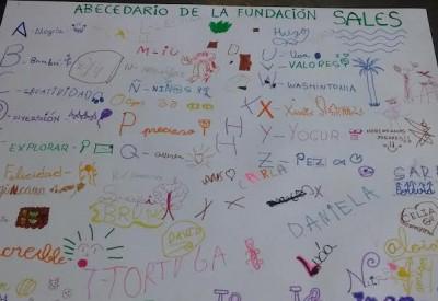 Séptima semana en el campamento de la Fundación Sales, por Ana González Somoza