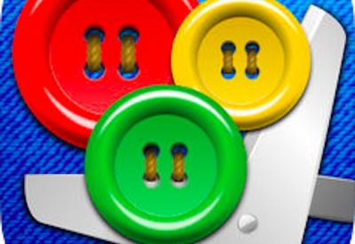 """Ideas """"Mentes Activas"""" 2: """"Botones y tijeraa"""" para Android e IOS"""