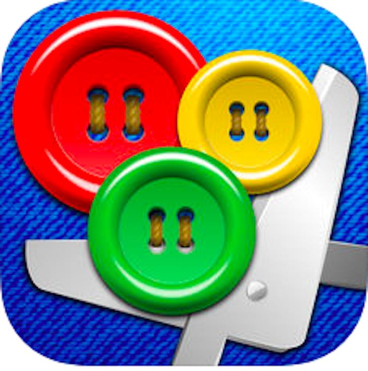 """Ideas """"Mentes Activas"""" 2: """"Botones y tijeras"""" para Android e IOS"""