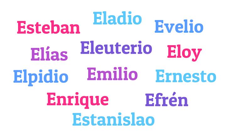 """Ideas """"Mentes Activas"""" 31: Los nombres"""